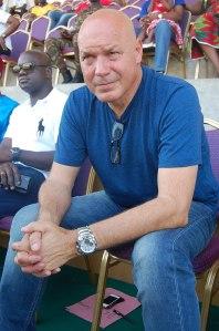 José Anigo, recruteur Afrique de l'olympique de Marseille