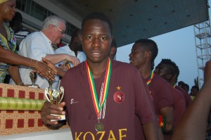 kozaf médaille d'or 4