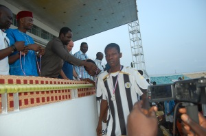 médailles d'argent aux ghanéens d Uts