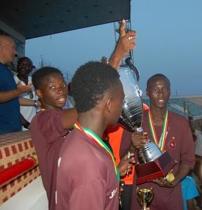 trophée au vainqueur kozaf 7